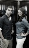 photo of Lian Bazlamit from staracademy season 8 together with Mohamad Rafe3