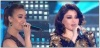 star academy 2nd prime picture of Haifa wehbe joined by Nina from Lebanon singing Yama Layali