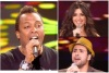 Haddaway singing on the fifth prime of star academy8 along with Christine and Gilbert on April 29th 2011