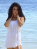 latest photo shoot of the star academy seven graduate Asmaa Mahalawi at the sea side wearing swim wear 8