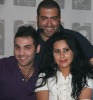 picture of star academy graduate Yahia sweis in Duo trio the radio show with mazen diab 1