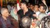 Karim kamel photos on May 21st 2011 when he arrive to the airport 9