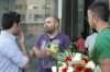 photo of Jordanian Singer Mohamad Rafe in Jordan afetr he left staracademy 5