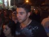 photo of Karim Kamel at his arrival party in Alexandria after he left star academy 3