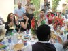 photo of star academy8 students as they are at a dinner day out at the house of efram salameh in lebanon 22
