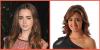 Lily Collins vs Nina Abdel Malek
