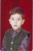 Hosam Taha photo when he was a young boy