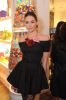 Taylor Cole attends the Dylans Candy Bar Unwrap Your Sweet Life Celebration on October 19th 2010 At Ralph Lauren in LA 1