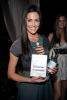 Taylor Cole attends the Physique 57 Beverly Hills launch party held on November 4th 2010 at Thompson Hotel 2
