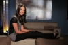 Taylor Cole picture on November 15th 2010 from the TV interview on Access Hollywood Live 1