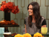 Taylor Cole picture on November 15th 2010 from the TV interview on Access Hollywood Live 3