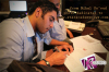 NEW photo of Karim Kamel as he signs the contract of kMusic production company 1