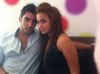 latest photo of karim kamel and nina abdel malek meeting in Lebanon on June 13th 2011