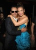 Thalia backstage photo with Marc Anthony at the 2010 Billboard Latin Music Awards held on April 29th 2010 at Coliseo de Puerto Rico Jose Miguel Agrelot 1