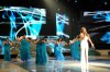 The 14th prime of staracademy8 on July 1st 2011 picture of singer Sherine AbdelWahab on stage
