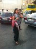 Layan Bazlamit picture on July 3rd 2011 as she arrives to Amman airport in Jordan 25