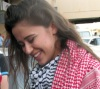 Layan Bazlamit picture on July 3rd 2011 as she arrives to Amman airport in Jordan 7