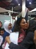 Layan Bazlamit picture on July 3rd 2011 as she arrives to Amman airport in Jordan 22