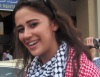 Layan Bazlamit picture on July 3rd 2011 as she arrives to Amman airport in Jordan 17