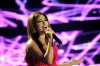 the last prime of star academy 8 on July 15th 2011 photo of Najwa Karam singing on stage