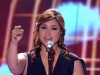 the last prime of star academy 8 on July 15th 2011 photo of Nesma Mahgoub from Egypt singing on stage