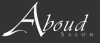 ABOUD SALON LOGO