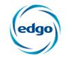 edgo gas and oil company logo