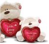 Plush love you bear from Thierrys friends