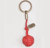Red Ball Keychain from Massimo Dutti