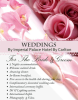 Wedding offer of April 2012 from Imperial Palace amman