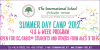 International School of Choueifat summer camp poster
