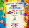 Lolly Camp 2012 poster