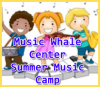 music whale 2012 summer camp poster